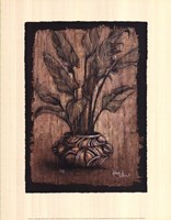 Exotic Flora IV Framed Print