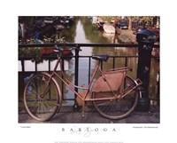 Canal Bike Fine Art Print