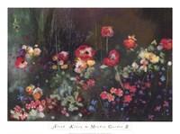 Meadow Garden II Fine Art Print
