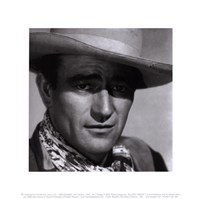 John Wayne, 1943 (small) Fine Art Print