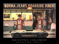 Destiny Highway Fine Art Print