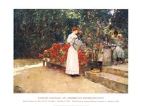 After Breakfast, 1887 Fine Art Print