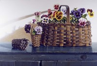 May Baskets Fine Art Print
