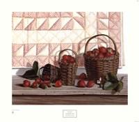 Strawberry Time Fine Art Print