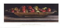 The Apple Trencher Fine Art Print