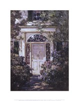 Doorway, 19th Century Fine Art Print