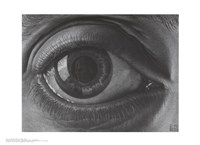 Eye, c.1946 Framed Print