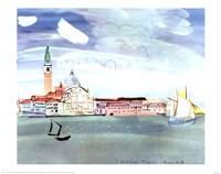 San Giorgio Maggiore Fine Art Print