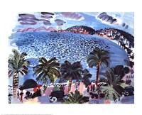 Mediterranean Scene Fine Art Print