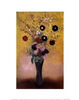 Vase of Flowers, 1916 Fine Art Print