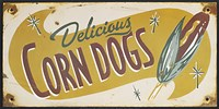 Corn Dogs Fine Art Print