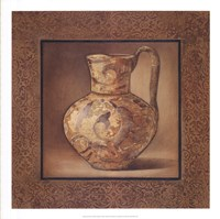 Earthenware Accent II Fine Art Print