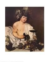 Bacchus Fine Art Print