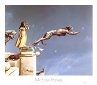 Gargoyles Fine Art Print
