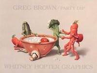 Party Dip Fine Art Print