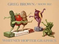 Show Biz Fine Art Print