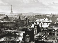 The River Seine Fine Art Print