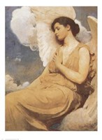 Winged Figure Fine Art Print