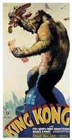 King Kong, c.1933 Framed Print