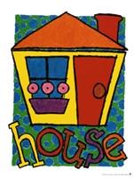 House Fine Art Print