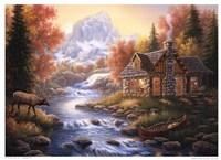 River Run (Mini) Fine Art Print