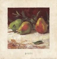Pears Fine Art Print