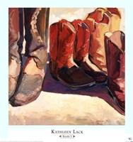 Boots I Fine Art Print