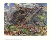 Montana Landscape Fine Art Print