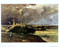 Coming Storm Fine Art Print