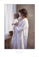 Mother and Son Fine Art Print