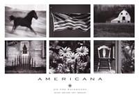 Americana Fine Art Print
