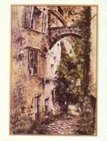 Mougins France Fine Art Print