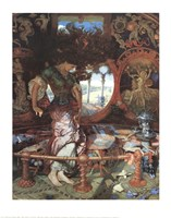 Lady of Shalott Fine Art Print