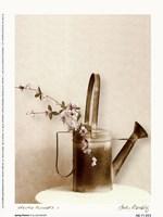 Spring Flowers l Framed Print
