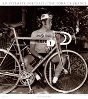 Incomparable Eddy Merckx Fine Art Print