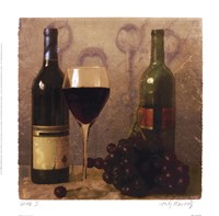 Wine I Framed Print