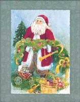 Kris Kringle Fine Art Print