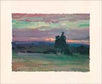 Sunset II Fine Art Print