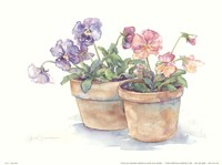 Two Pots Fine Art Print