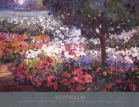 Garden Palette Fine Art Print