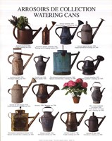 Watering Cans Fine Art Print