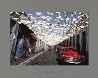 Santiago Cuba Fine Art Print