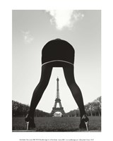 Paris, Eiffel Tower Fine Art Print