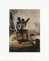 Banjo Lesson Fine Art Print
