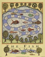 Fish Game Fine Art Print