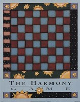 The Harmony Game Fine Art Print