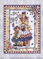 Bee a Blessing Fine Art Print