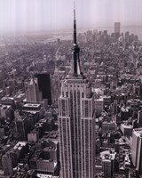 Empire State Building / World Trade Center Fine Art Print