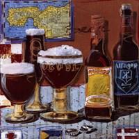 Beer and Ale IV Framed Print