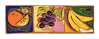 Still Life with Fruit I Fine Art Print